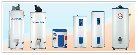 Mckinnon Heating Cooling Proudly Services A Variety Of Water Heater Brands